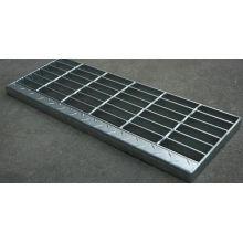 Лестничная сетка из оцинкованной стали