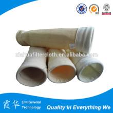 Sacs filtrants à collecteur de poussière à feutre à aiguille P84 à 200 microns