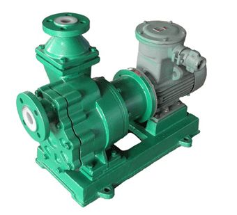 ZMD explosion-proof fluoroplastic self-priming magnetic pump 1
