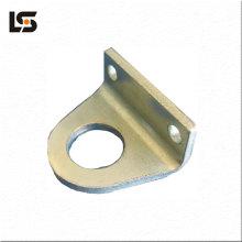 Fábrica personalizada de precisão pequena, peças de estampagem de latão fabricação de metal para braçadeira