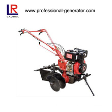 Diesel 10HP Engine Powered Tiller and Cultivator
