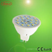 Projecteur à LED MR16 5W (SMD2835)