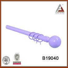 B19040 finial in painted finish