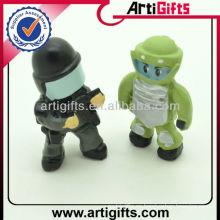 Regalo premium 3D muñeca resina promocional