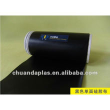CD-5015 0,15 mm de alta qualidade de borracha de silicone revestido panos de fibra de vidro