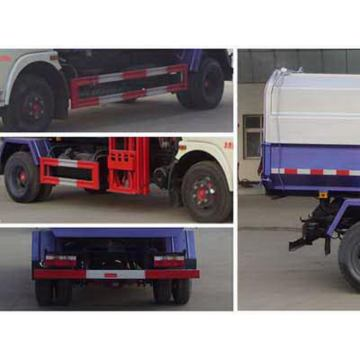 DFAC 6CBM Self-Loading & Bongkar Truk Sampah