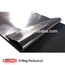 High quality 4mm thick silicone rubber sheet