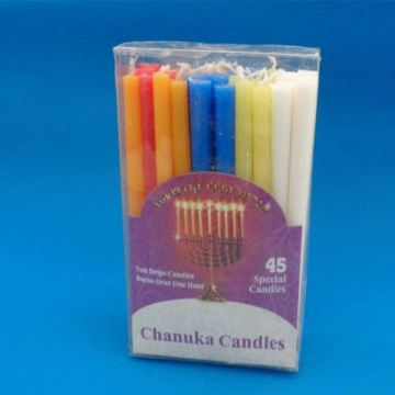 Candele Chanukah decorative di alta qualità