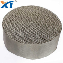 ss304 metal wire gauze structured packing