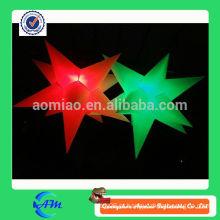 Iluminação inflável inflável inflável da estrela da estrela inflável produtos à venda
