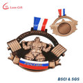 Russia Style Hercules Promotional Medal