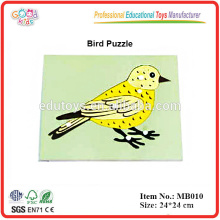 Montessori Animal Puzzle - Bird