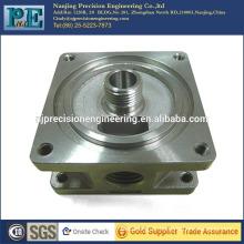 Casting steel alloy square flange shaft bushing