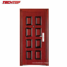 TPS-066 Security Metal Main Safety Steel Cheap Exterior Door