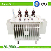 Amorphous Alloy Core Used Oil Immersed Transformer