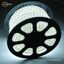 Tira de LED 220V 5050 Blanco cálido / Bombilla / Amarillo