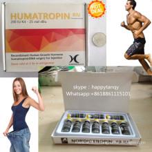 191AA Hormone Norditropin humaine GH Norditropin 10iu
