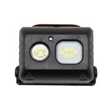 Durable Generic Led Intelligence Miner Head Lamp, Waterproof Adjustable Rechargeable