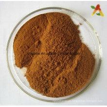 Natural de ácido valérico extracto de raiz de valeriana em pó