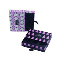 Бумажные косметические подарочные коробки с лотком VAC