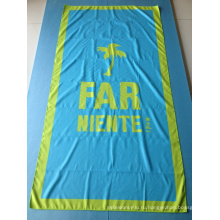 Ультрамягкое быстросохнущее спортивное полотенце из микрофибры (BC-MT1034)