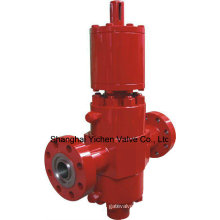 Vanne hydraulique dalle API 6 a