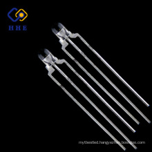 Brand new modern supplier good quality led diode 3mm red and blue dual color