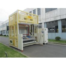 Membranabdeckmaschine