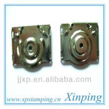Parte de perfuração de metal personalizado da China amplamente usada