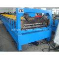 Machine de formage de rouleaux de tôle trapézoïdale de haute qualité