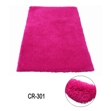 Microfibre Soft Shaggy couleur unie