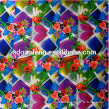 100 Rayon Printed Fabric On Sale