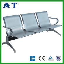 Chromed Hospital Waiting Chair