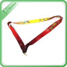 Custom Product Polyester Material Cheap Souvenir Item Medal Ribbon