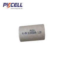 Paper Jacket NiMH Sub C size 1.2V 3000mAh Rechargeable Battery
