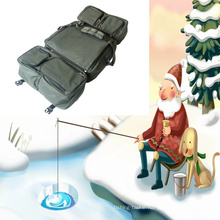 Fishing Tackle Bag with Three Large Compartments
