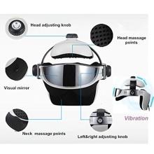 Rocago Wireless Kopfmassager Körpermassager
