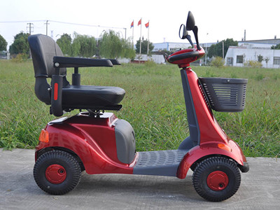Conveniently Steady Electric scooter (2)