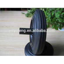 basura de 8 pulgadas / polvo bin ruedas