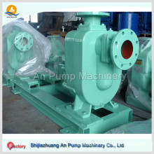Centrifugal River Suction Non Blogging Agriculture Self Priming Irrigation Pump