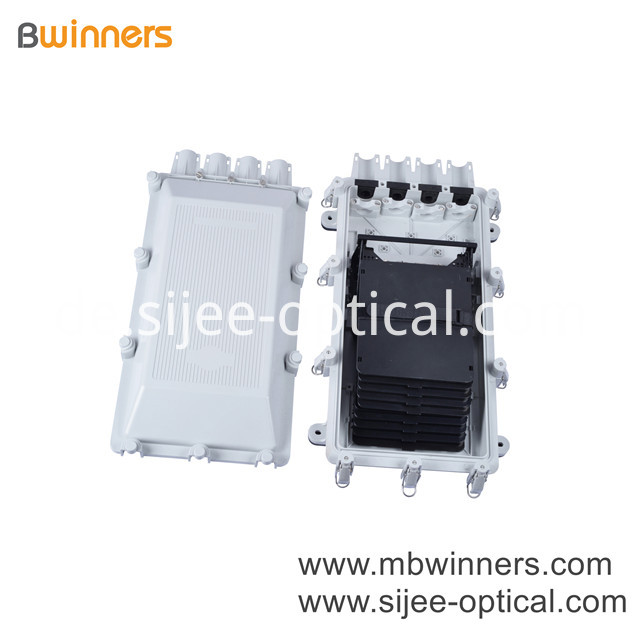Outdoor Fiber Optic Termination Box