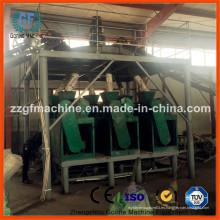 Línea de Producción de Granulado de Fertilizantes Químicos de Sulfato