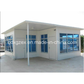 Low Cost Prefabricated House (pH-16118)