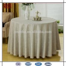 Nach Maß Qualitäts-luxuriöses Jacquard-Hochzeits-Tabellen-Tuch