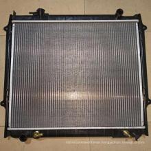 26mm Automatic aluminum car radiator for Tacoma model