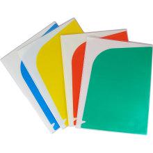Arquivo de relatório colorido