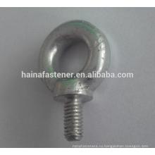 DIN444 Оцинкованный глазной винт из углеродистой стали