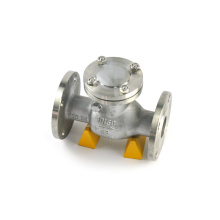 JKTL API Carbon Steel dn100 Swing Check Valve 8 tum
