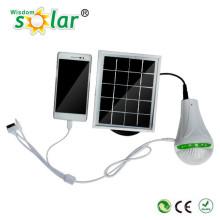 2015 prix d'usine de Chine populaire a mené la lumière résidentiels de l'énergie solaire
