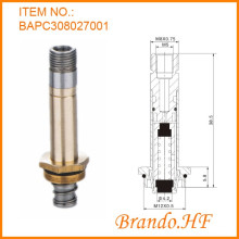 Diameter 8mm Brass Tube Solenoid Armature Assembly